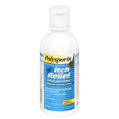 Polysporin Itch Relief Lotion