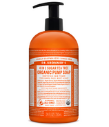 Dr. Bronner's 4-in-1 Sugar Tea Tree Organic Pump Soap