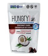 Hungry Buddha Cheeky Chocolate Coconut Chips + Probiotics