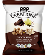 Créations Poptime Chocolat & Vanille