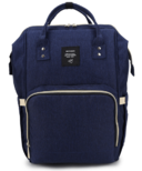 AOFIDER Diaper Bag Navy