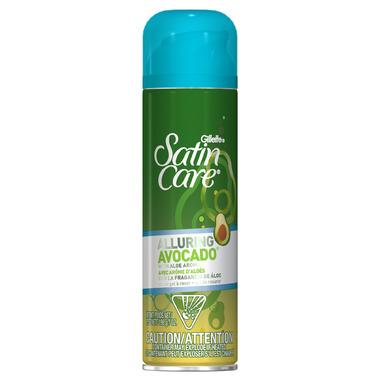 Gillette SatinCare Shave Gel