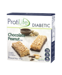 ProtiLife Chocolate Peanut Diabetic Bar