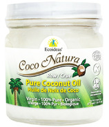 Ecoideas Coco Natura Raw Organic Coconut Oil