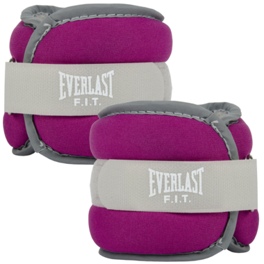 Everlast 2LB Comfort Fit Ankle/Wrist Weights
