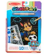 Melissa & Doug Paw Patrol Scratch Art Pad #1