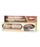 Plus+ White Coffee Drinkers Whitening Toothpaste