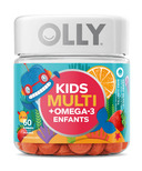 OLLY Kids' Multi + Omega-3 Berry Tangy