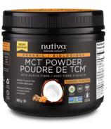 Nutiva MCT Powder Turmeric