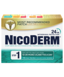 Nicoderm Clear Step 1 Nicotine Patches 14 Pack