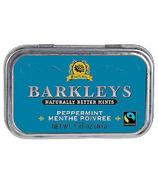 Menthes entièrement naturelles de Barkley