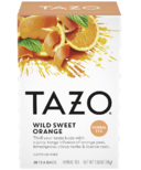 Tazo Tea Wild Sweet Orange Herbal