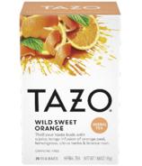Tazo Thé à base d'herbes Orange douce sauvage