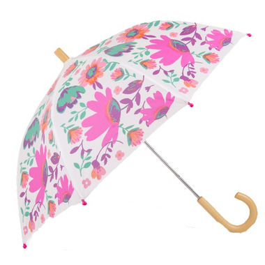 Hatley Colour Changing Umbrella Floral