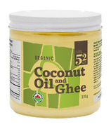 St. Francis Herb Farm 52 Fields Organic Coconut Oil & Ghee