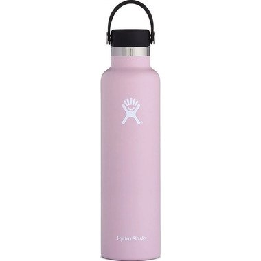 Hydro Flask Standard Mouth With Flex Cap Lilac