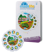Moonlite The Tortoise and The Hare Story Reel with Storybook Projector