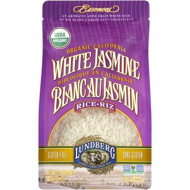 Lundberg Organic White Jasmine Rice