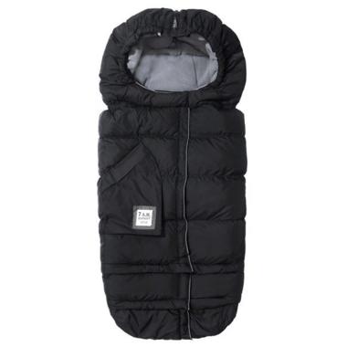 7 A.M. Enfant Blanket 212 Evolution Black