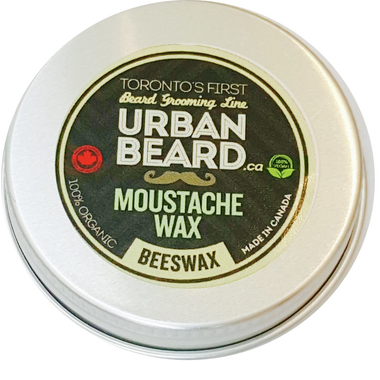 Urban Beard Moustache Wax Beeswax