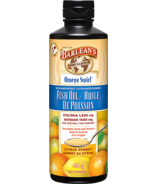 Barlean's Fish Omega Swirl Ultra High Potency Citrus Sorbet
