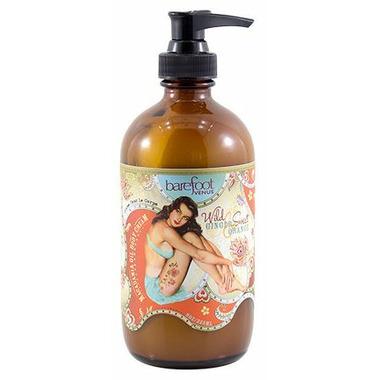 Barefoot Venus Wild Ginger Sweet Orange Macadamia Oil Body Cream