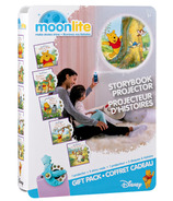 Moonlite Winnie the Pooh Gift Pack with Storybook Projector