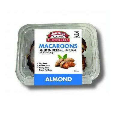 Jennies Almond Macaroons
