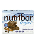 Nutribar Original Mocha Almond Bars