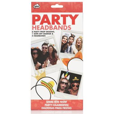 NPW Party Headbands