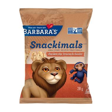 Barbara\'s Snackimals Animal Cookies