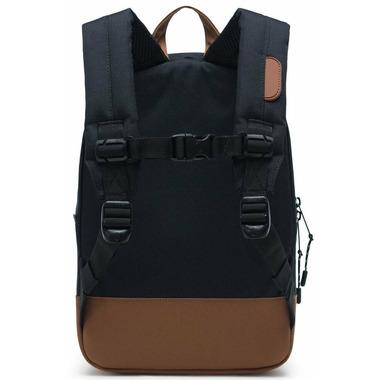 Herschel Supply Heritage Backpack Youth Black & Saddle Brown