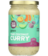 Yai's Thai Green Coconut Curry