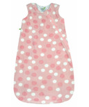 Perlimpinpin Plush Sleep Bag Tog 1.5 Polka Dots
