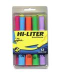 Hi-Liter Desk Style Highlighters