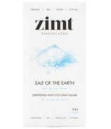 Zimt Chocolates Salt of the Earth Chocolate