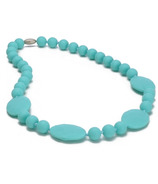 Chewbeads Perry Necklace Turquoise