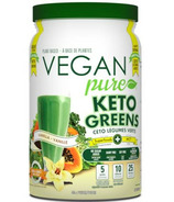 Vegan Pure Keto Greens Vanilla