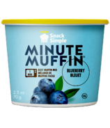 Snack Simple Blueberry Minute Muffin