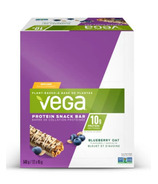 Vega Protein Snack Bar Pack Blueberry Oat