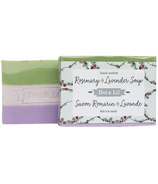Dot & Lil Rosemary & Lavender Bar Soap