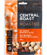 Central Roast Dry Roasted Mixed Nuts Salted