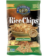 Lundberg Sesame & Seaweed Rice Chips