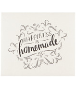 Now Designs Dry Mat Homemade Happiness