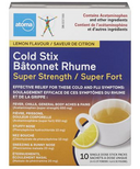 atoma Cold Stix Super Strength Lemon Flavour