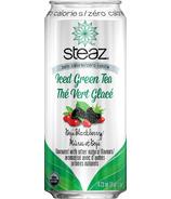Steaz Zero Iced Green Tea Goji Blackberry