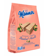 Manner Original Hazelnut Wafers