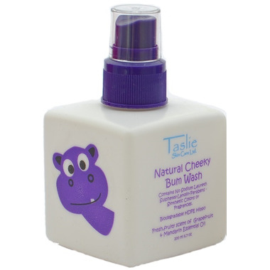 Taslie Skin Care Natural Cheeky Bum Wash Spray