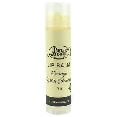 Pure Anada Orange White Chocolate Lip Balm