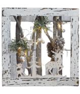 Harman Reindeer LED Decor Window Multi